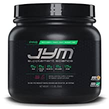 JYM Supplement Science, PRE JYM, Pre-Workout with BCAA's, Creatine HCI, Citrulline Malate, Beta-alanine, Betaine, Alpha-GPC, Beet Root Extract and more, Black Cherry, 20 Servings