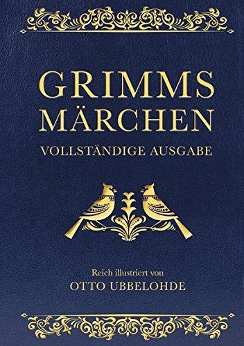 Grimms Märchen  Cabra Lederausgabe
