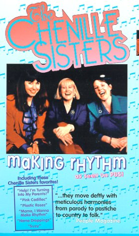 Making Rhythm [VHS] (Chenille Color)