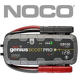 NOCO Genius Boost Pro GB150 4000 Amp 12V UltraSafe Lithium Jump Starter