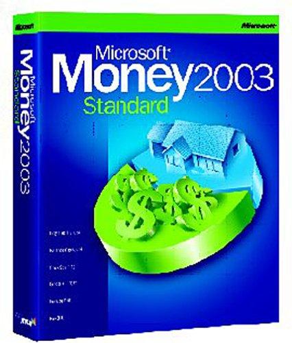 amazon com microsoft money 2003 standard old version