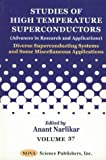 Studies of High-Temperature Superconductors - Advances in Research and Applications, , 1590330269