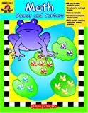 Math Games and Centers, Evan-Moor, 1557996601
