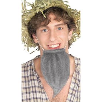 Rubies Costume Co. Disfraz de barba de granjero, talla única ...