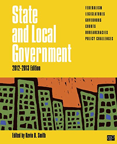 State and Local Government: 2012-2013 (State & Local Government)