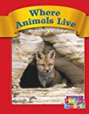 Where Animals Live, Janelle Cherrington, 0756505305