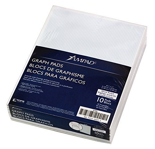 Two 50 Sheet Pads - 7