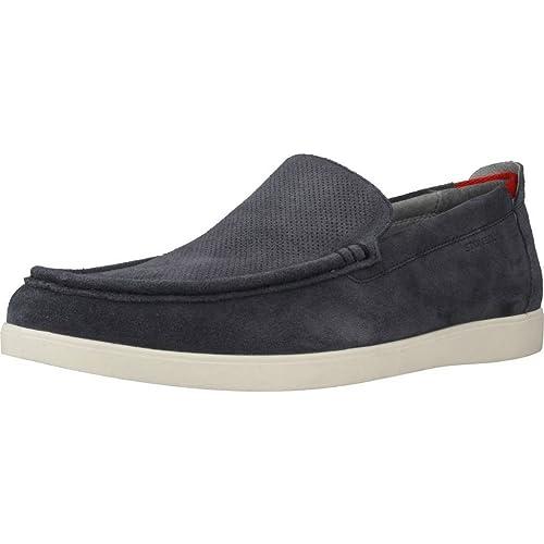 Mocasines para Hombre, Color Azul, Marca STONEFLY, Modelo Mocasines para Hombre STONEFLY Rush 1 Azul: Amazon.es: Zapatos y complementos