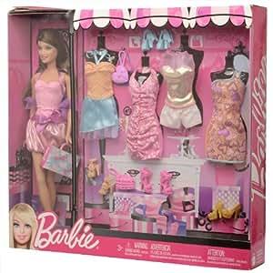 Barbie - Fashion Dress Up