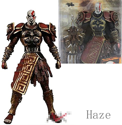 Game Neca God of War 2 Kratos in Ares Armor Action Figure