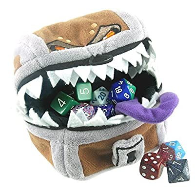 Ultra Pro Dungeons & Dragons Mimic Gamer Pouch: Toys & Games