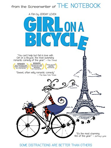 DVD : Girl on a Bicycle