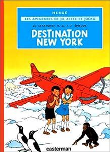 """Afficher """"Destination New York"""""""