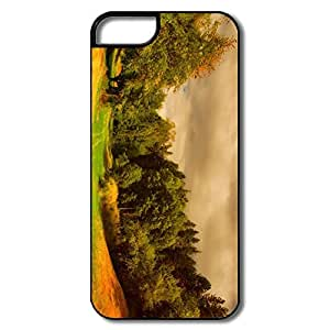 Cartoon Forest Case For IPhone 5/5s