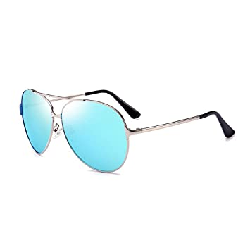 YSZDM Conducir Gafas de Sol polarizadas, Piloto Gafas de Sol ...