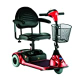 Lynx Scooter 3 Wheel Red