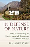 img - for In Defense of Nature: The Catholic Unity of Environmental, Economic, and Moral Ecology book / textbook / text book