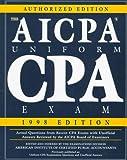 AICPA Uniform CPA Exam, 1998, American Institute of CPAs Staff, 0028619277