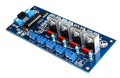 4 Channel I2C AC Dimmer Light Bulb Smart Home For Arduino and Raspberry  110V 220V 50hz/60hz For IOT Projects