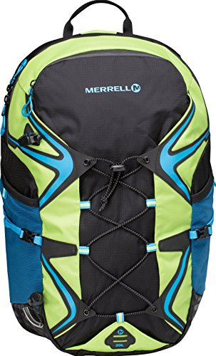 Merrell Trail Performance Backpack Racer/Summer Green by Online Brands