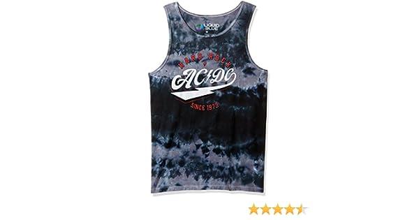 5cf457e5493b0 Amazon.com  Liquid Blue Men s Ac dc Hard Rock Tank Top T-Shirt  Clothing