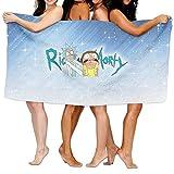 Uolongqul Rick And Morty Bath Towel Colorful Beach/Bath/Pool - Best Reviews Guide