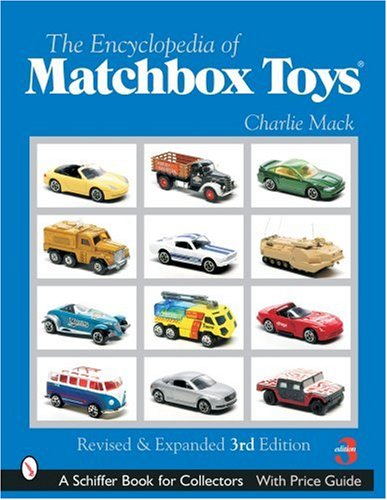 Encyclopedia of Matchbox Toys (Schiffer Book for Collectors) (A Schiffer Book for Collectors) from Brand: Schiffer Publishing, Ltd.
