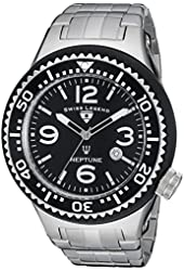Swiss Legend Men's 21819P-11 Neptune Force Stainless Steel Watch