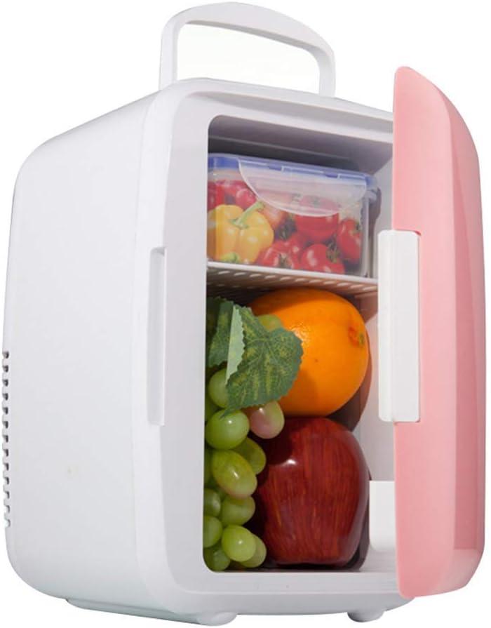 Guajave - Mini frigorífico eléctrico, portátil, sistema termoeléctrico para el hogar, la oficina o el coche