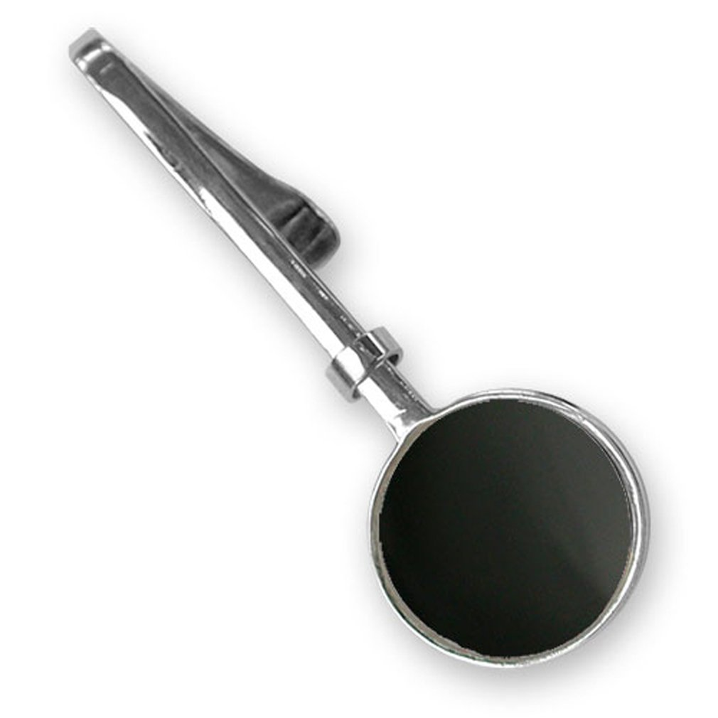 スターリングシルバーとオニキスのナプキンホルダー B01M17M08C