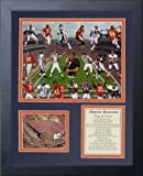 Legends Never Die Denver Broncos Greats Framed Photo Collage, 11x14-Inch