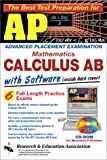 AP Calculus AB, Donald E. Brook and Donna M. Smith, 0878911138