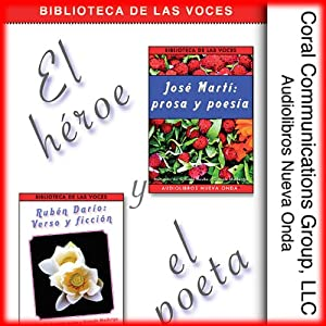 El heroe y el poeta [The Hero and the Poet] Audiobook