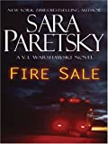 Fire Sale, Sara Paretsky, 1594131473