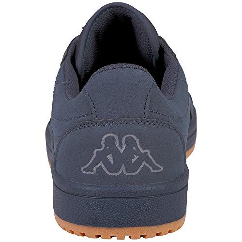 Kappa Unisex-volwassen Baan Sneaker Blauw (marine 6767)