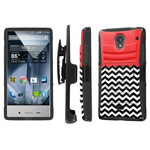 sharp aquos phone case chevron - 4