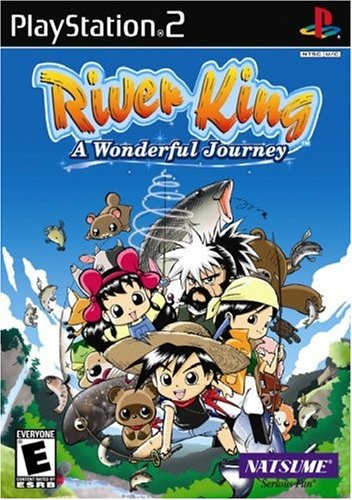 River King: A Wonderful Journey - PlayStation - Shops Waterside At