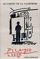 Picasso, le carnet de Californie