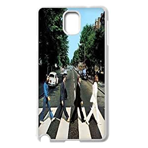 Generic Popular Band The Beatles Pattern Plastic Hard Case for Samsung Galaxy Note 3