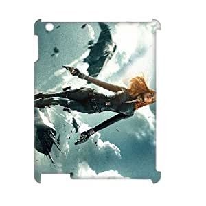 YYCASE Captain America 2 Pattern 3D Case for iPad 2,3,4