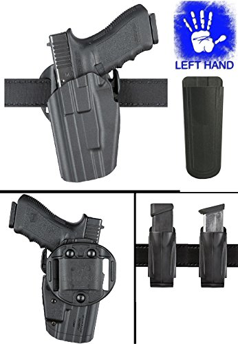 Pro Series Double Retention Holster - Ultimate Arms Gear Safariland 576 S&W M&P SHIELD 9mm/.40 HIGH HI-RIDE 1.5