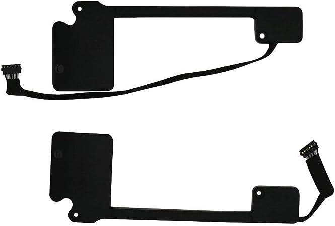 R pour MacBook Pro 13A1502 OEM 923-0557 MagiDeal 1 Paire de Haut-Parleur Dordinateur Portable L