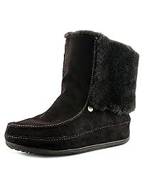 FitFlop Women's Mukluk Moc Cuff Boot