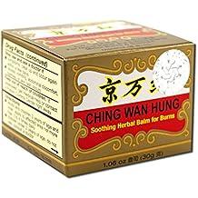 Ching Wan Hung - Soothing Herbal Balm - Jar 1.06 Oz. (30 G.) (Genuine Solstice Product) - 1 jar