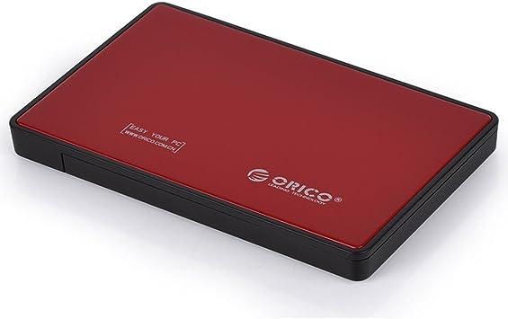 Orico Caja externa para disco duro USB 3.0 con UASP para 2,5 ...