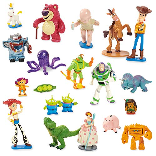 Disney Toy Story Mega Figurine Set ()