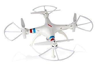 X8C VENTURE SYMA - QUADRICOPTERO DRON 4 CANALES CON CAMARA: Amazon ...