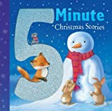 img - for 5 Minute Christmas Stories[5 MIN XMAS STORIES][Hardcover] book / textbook / text book