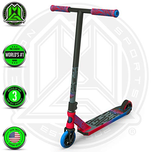 Madd Gear MGP Action Sports Kick Pro Scooter (RED/Blue 2019)