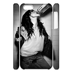 MEIMEI ipod touch 5 Case 3D, Drinking Girl Case for ipod touch 5 white lmipod touch 5171977LINMM58281